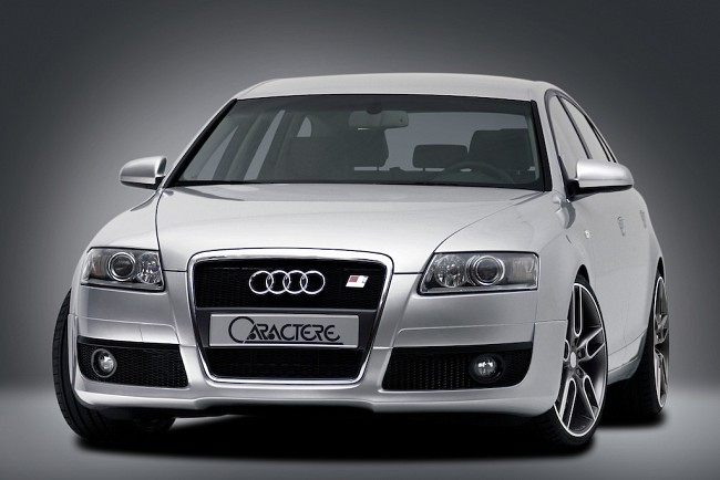 caractere audi a6 2004 6 ≫ Tuning【 Rieger Oficial ®】