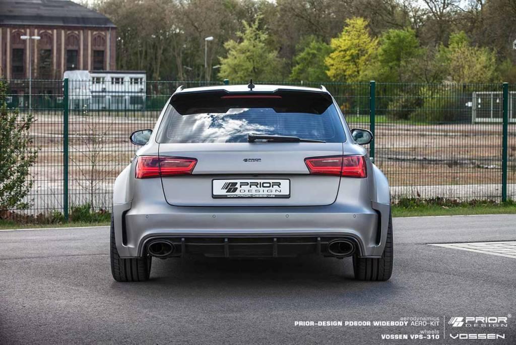 prior design aerodynamic kit A6 2 ≫ Tuning【 Rieger Oficial ®】